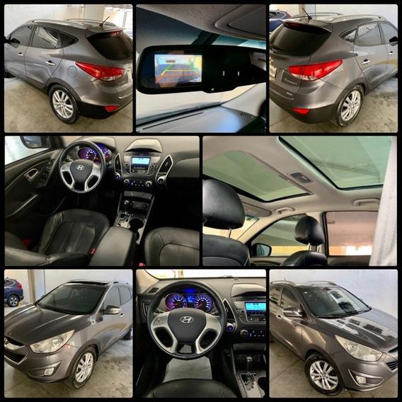 Hyundai Tucson Limited 4x4