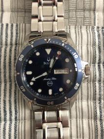 Relógio Bulova Marine Star Aço