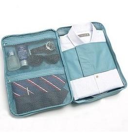 Porta Camisa Gravata Organizador Viagem Polister