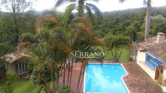 Casa À Venda, 300 M² Por R$ 1.400.000,00 - Condomínio Vale Da Santa Fé - Vinhedo/sp - Ca0205