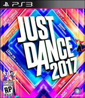 Just Dance 2017 - Ps3 - Digital - Manvicio Store