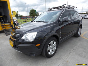 Chevrolet Captiva Sport At 2400cc 5p 4x2
