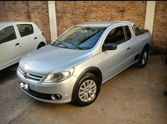 Volkswagen Saveiro 1.6 Gp Cs 101cv Aa+hd+safety 2013