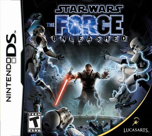 Imagen 1 de 7 de Juego Nintendo Ds Star Wars Force Unleashed - Refurbished