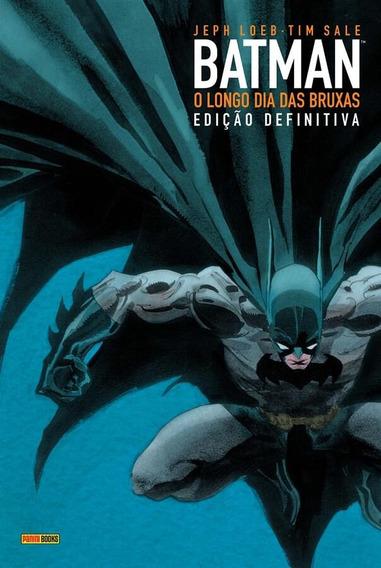 Batman: O Longo Dia Das Bruxas - Dc Comics