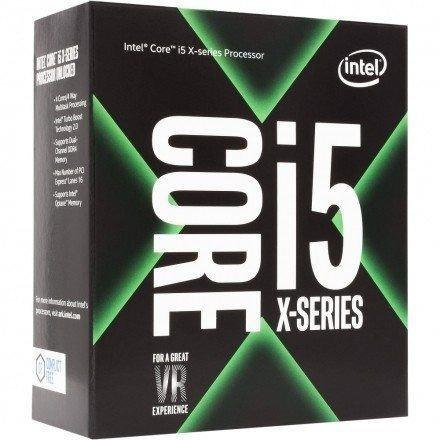 Processador Intel Core I5 7640x 4ghz 6mb Lga2066 S/cooler