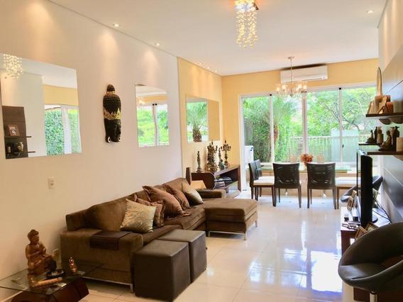 Apartamento Em Panamby, São Paulo/sp De 205m² 2 Quartos Para Locação R$ 3.800,00/mes - Ap259225