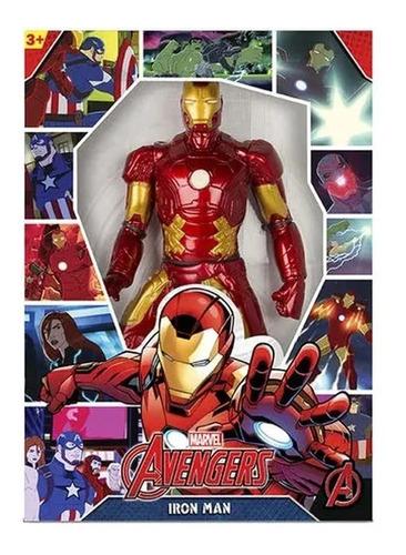 Boneco Homem De Ferro Avengers 50cm - Mimo - Ñ Kotobukiya