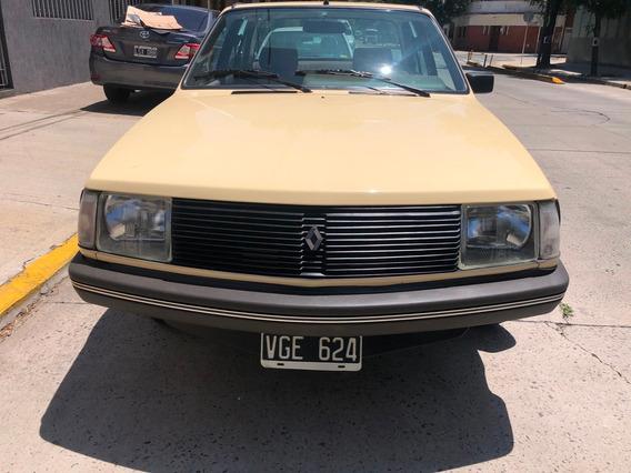 Renault 18 Gtl Con 1415 Km De Fabrica.