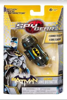 Spy Gear Batman Sonic Distractor