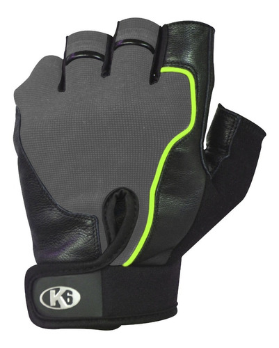 Guantes Gym Pesas Crossfit Ice Fusion Unisex K6 Fitness