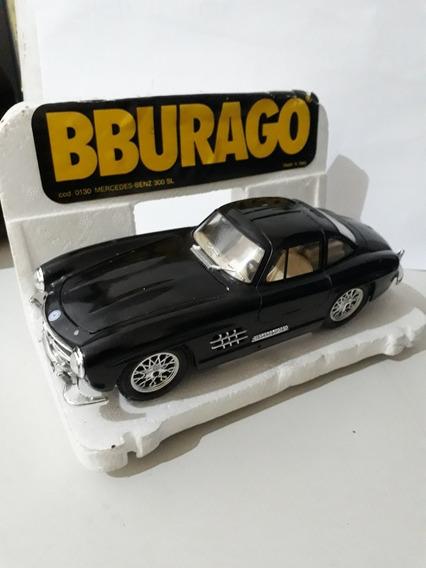 Mercedes Bens 300 Sl 1954 Bburago Escala 1/24