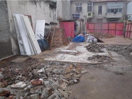 Ótimo Terreno Em Chão Batido Em Botafogo Para Locação! - 16831