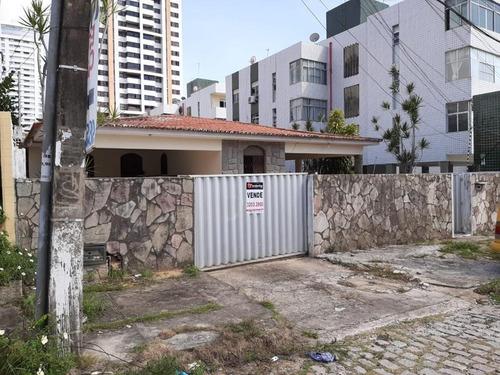 Imagem 1 de 8 de Casa Com 5 Dormitórios À Venda, 250 M² Por R$ 370.000,00 - Candelária - Natal/rn - Ca7454