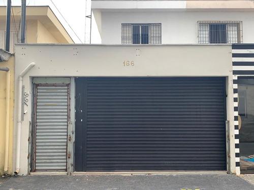 Imagem 1 de 25 de Sobrado - Residencial/comercial - 3 Dormitorios - Chacara Santo Antonio - Reo136927