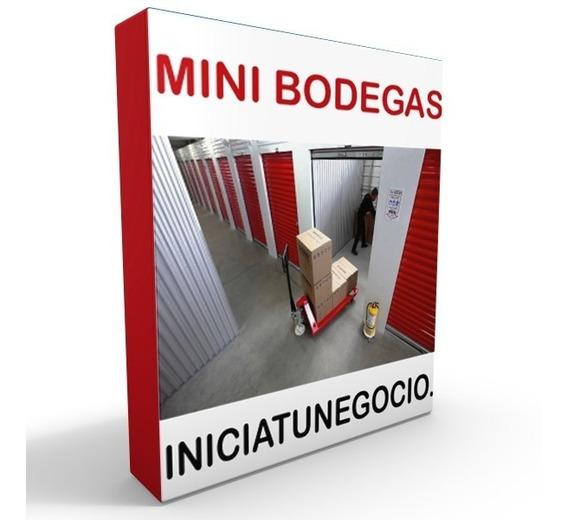 Guia De Negocio Para Renta De Mini Bodegas - Plan Negocio
