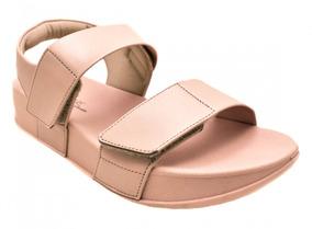 Sandália Salto Baixo Conforto Feminina Modare - 7129104