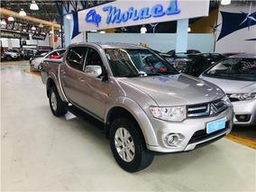 Mitsubishi L200 Triton 2.4 Hls Chrome 4x2 Cd 16v Flex 4p Ma