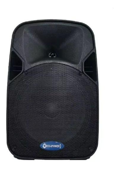 Caixa De Som Ativa Eclapower 200w Rms Pen Drive Bluetooth