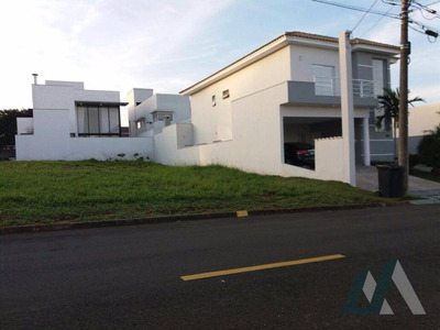 Terreno Residencial À Venda, Condomínio Mont Blanc, Sorocaba - Te0275. - Te0275
