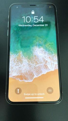 iPhone X - Branco - 256gb - Desbloqueado - Semi Novo