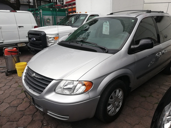Chrysler Voyager Paq Lujo Canastilla At 2008