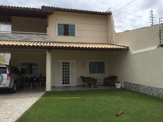 Casa Em Cambeba, Fortaleza/ce De 220m² 4 Quartos À Venda Por R$ 520.000,00 - Ca161583