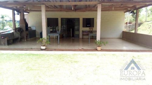 Chácara À Venda, 2850 M² Por R$ 425.000,00 - Conjunto Habitacional Jamile Dequech - Londrina/pr - Ch0038
