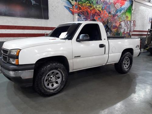 Chevrolet  Cheyenne 4x4  Cheyenne, Silverado