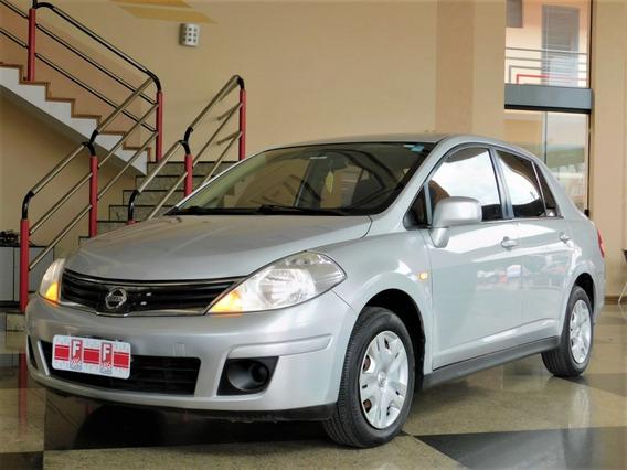 Tiida Sedan 1.8 16v Flex Fuel 4p