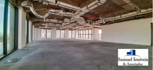 Imagem 1 de 5 de Conjunto Para Alugar, 255 M² Por R$ 5.690,00/mês - Brooklin - São Paulo/sp - Cj0381
