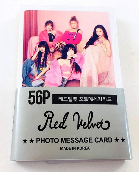 Photocard Red Velvet (xam)