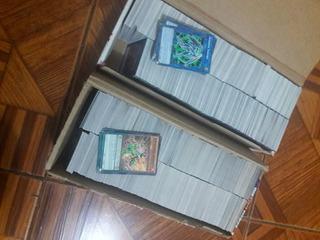 Yugioh Lote De 200 Cartas Aleatorias Originales