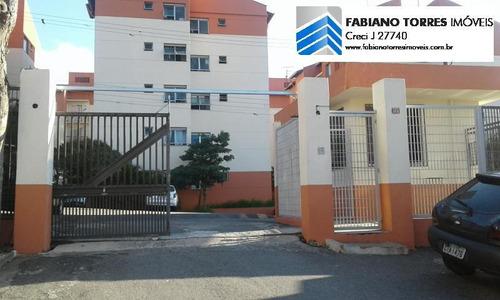 Apartamento Para Venda Em Diadema, Jardim Arco Iris, 2 Dormitórios, 1 Banheiro, 1 Vaga - 1436_2-605164