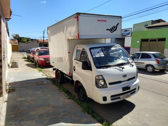 Kia Bongo 2.5 Std 4x2 Rs Turbo S/ Carroceria 2p 2015