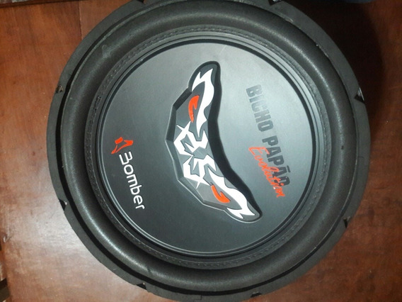 Subwoofer 15 Bicho Papao