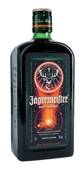 Jägermeister Edición Limitada Save The Night - 700ml