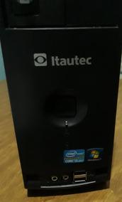 Micro Itautec I5 Completo + Impressora Laser