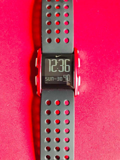 Reloj Nike Digital Sumergible