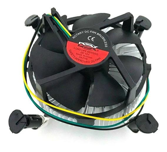 Cooler Dissipador Processador 1150 1151 1155 Core I3 I5 I7