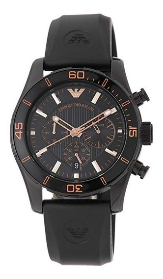 Relógio Emporio Armani Ar5946 Sportivo Chronograph