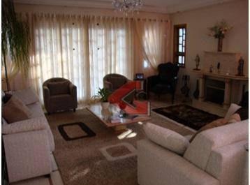 Sobrado Com 4 Dormitórios À Venda, 480 M² Por R$ 1.600.000 - Parque Dos Pássaros - São Bernardo Do Campo/sp - So1007