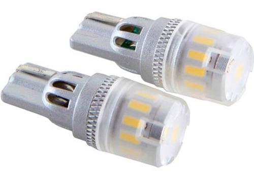 Imagem 1 de 4 de Lâmpada T10 Led Titanium 13 Smd Canbus Branca - Shocklight