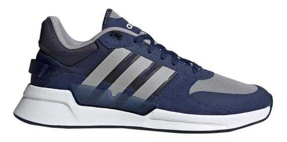 Zapatillas adidas Moda Run90s Hombre Gr/az
