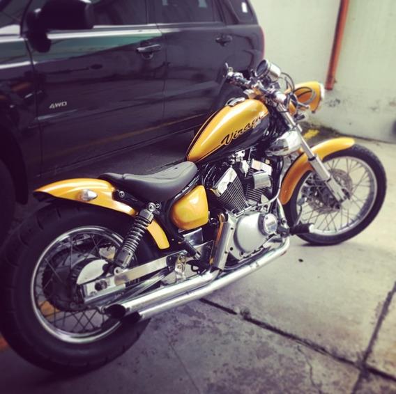Vendo, Yamaha Virago 250, Modificada.