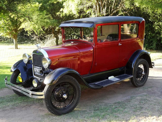Ford Ford A Mod. 1929