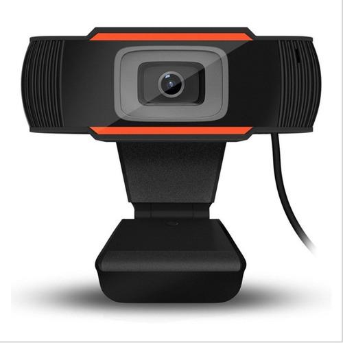 Cámara Web Usb Jetion 720p Zoom Meet Webcam Microfono