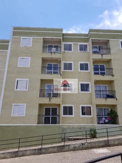 Apartamento Com 2 Dormitórios À Venda, 47 M² Por R$ 138.000 - Parque Nova Esperança - São José Dos Campos/sp - Ap2538