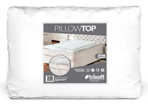 Protetor De Colchao Trisoft Pillow Top King (193x203x4cm)
