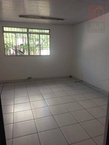Imagem 1 de 10 de Jaguaré  Sala Comercial Na Rua Mac Arthur, - Sa0001